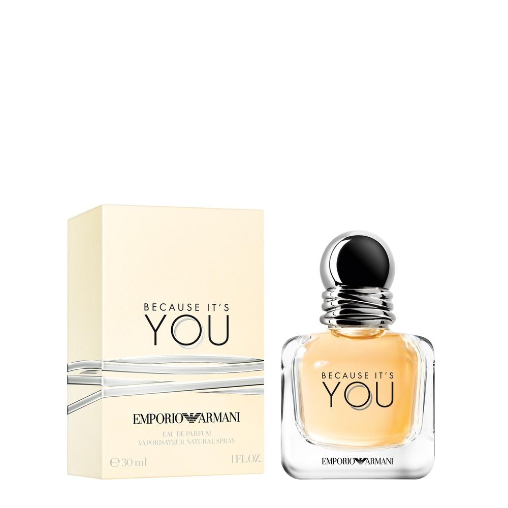 Parfum You Elle De Because Pour Eau Emporio It's tshBQCxord