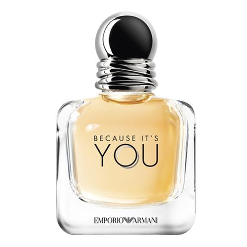 Emporio Because it's You Eau de Parfum Vaporisateur 50ml