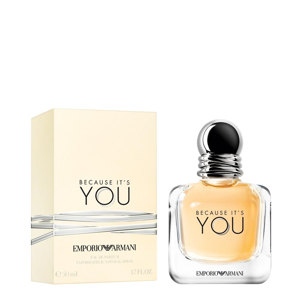Emporio Because it's You Pour Elle Eau de Parfum