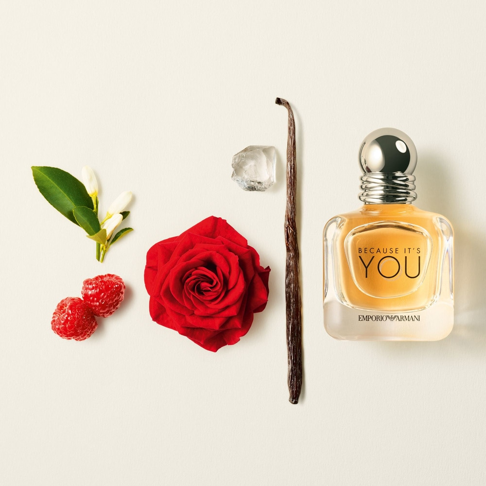Eau Elle Emporio Because You De Parfum It's Pour vwNm08nO