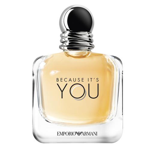 Emporio Because it's You Eau de Parfum Vaporisateur 100ml