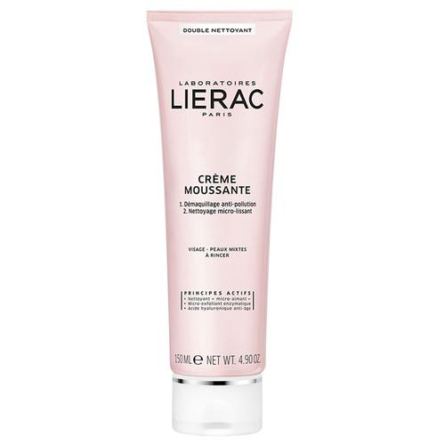 Lierac lierac crème moussante double...