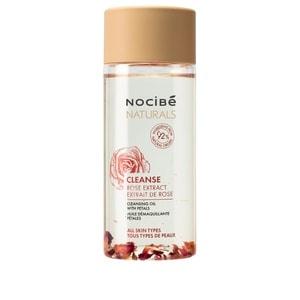 NocibéHuile démaquillante pétalesNaturals Cleanse extrait de rose