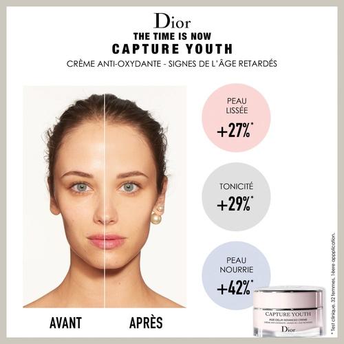 Capture Youth Crème anti-oxydante - Signes de l'âge retardés