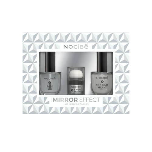 Mirror effect Kit vernis à ongles