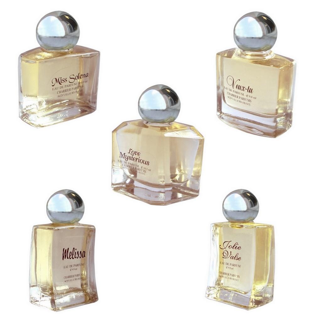 5 Secrets De Coffret Parfums Miniatures D'eaux Ybf7gy6