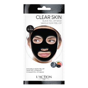 Masque Noir Peel-OffMasque crème peel-off