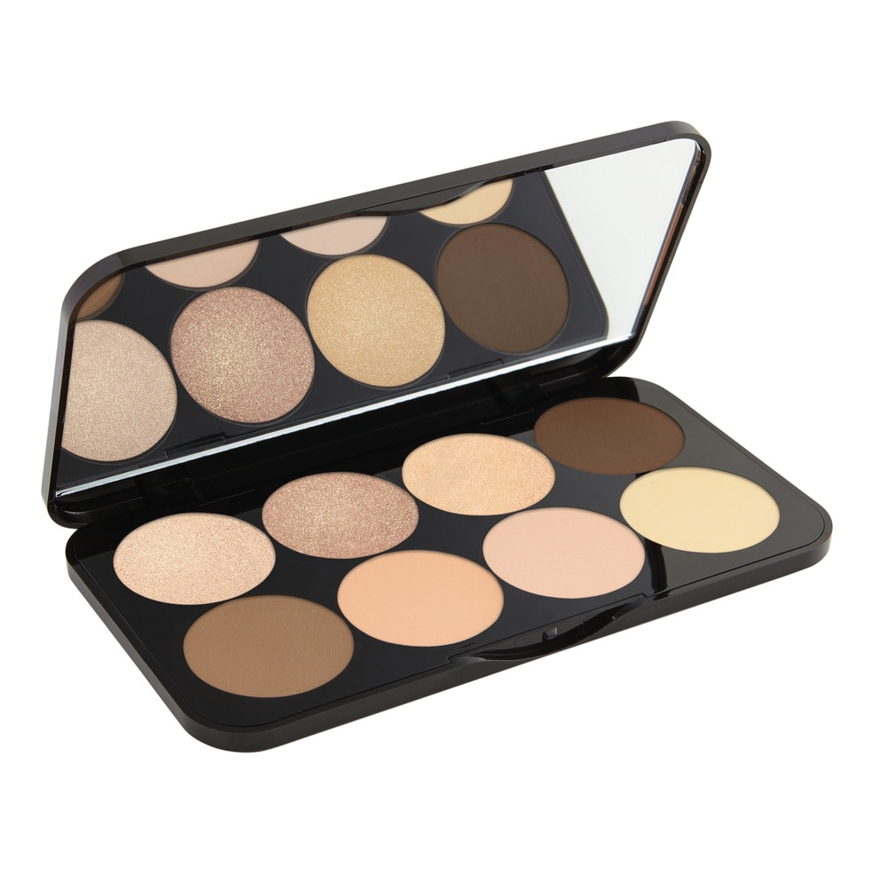 My Contouring Palette & Strobing Palette Contouring