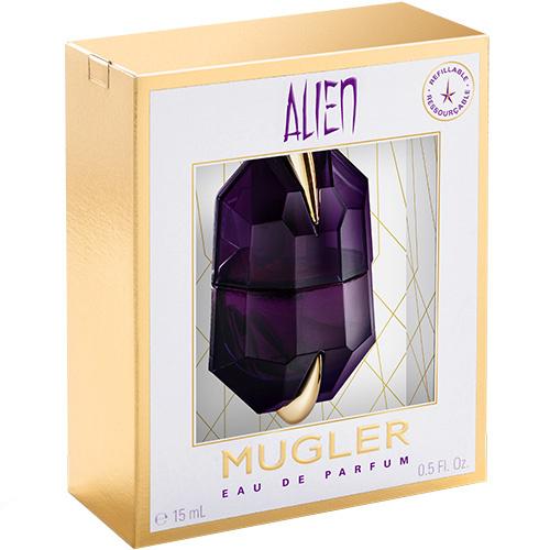 Mugler Alien Eau De Parfum Ressourçable 15 Ml