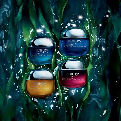 Blue Therapy Accelerated Crème Soyeuse Anti-Age