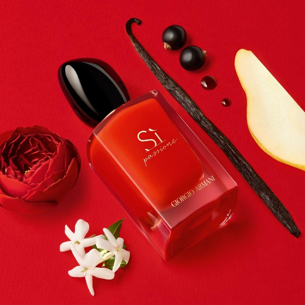 Giorgio Armani Sì Passione Eau De Parfum 50 Ml