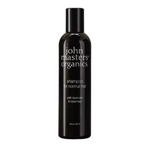Shampoing pour cheveux normaux à la lavande et au romarin