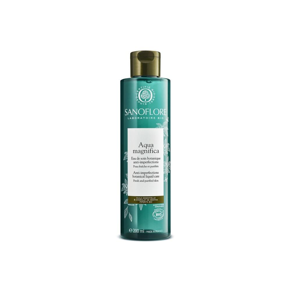 Aqua magnifica Essence botanique perfectrice de peau Bio Anti-imperfections