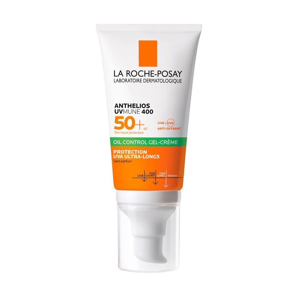 ANTHELIOS 50+ Gel Crème Sans Parfum Protection Visage