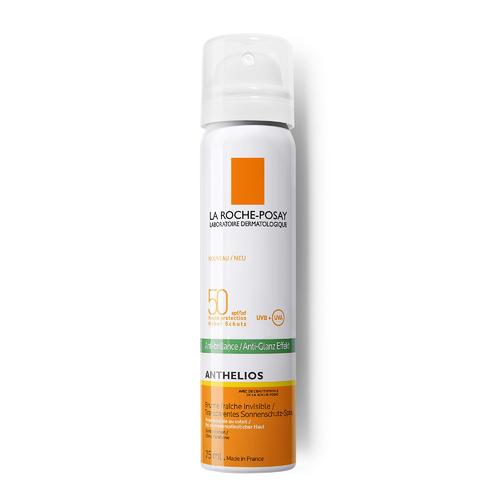 Anthelios 50+ Gel Brume Visage Protection visage