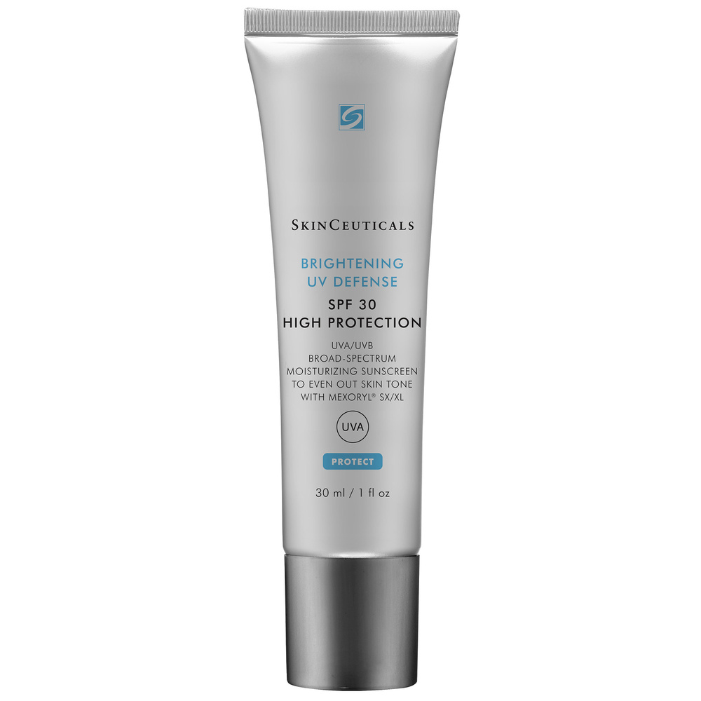 BRIGHTENING UV DEFENSE  SPF 30 Creme Solaire Hydratante Spf 30 Visage