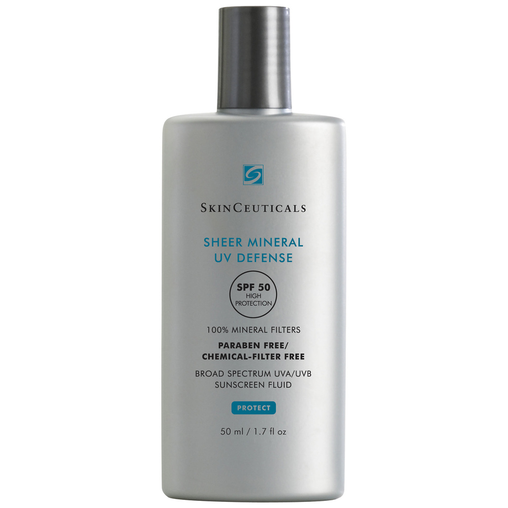 SHEER MINERAL UV DEFENSE  SPF 50 Soin Solaire Mineral Spf 50