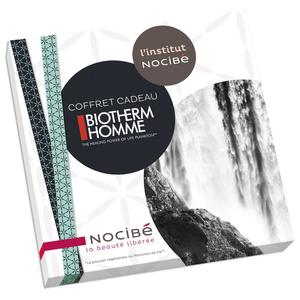 Coffret Institut Biotherm HommeSoin 100% visage ou soin visage et corps 1h