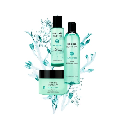 Home Spa - Seathalasso Gommage pour le corps