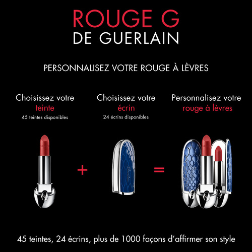 Rouge G de Guerlain Ecrin