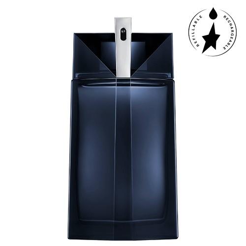 mugler alien man eau de toilette 50ml rechargeable 100 ml. Black Bedroom Furniture Sets. Home Design Ideas
