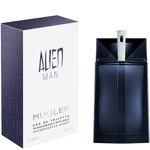 Eau Rechargeable Man Toilette 50ml De Alien MpSzVqU