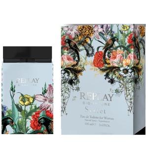 REPLAY SIGNATURE SECRET POUR ELLEEau de Parfum 100ml