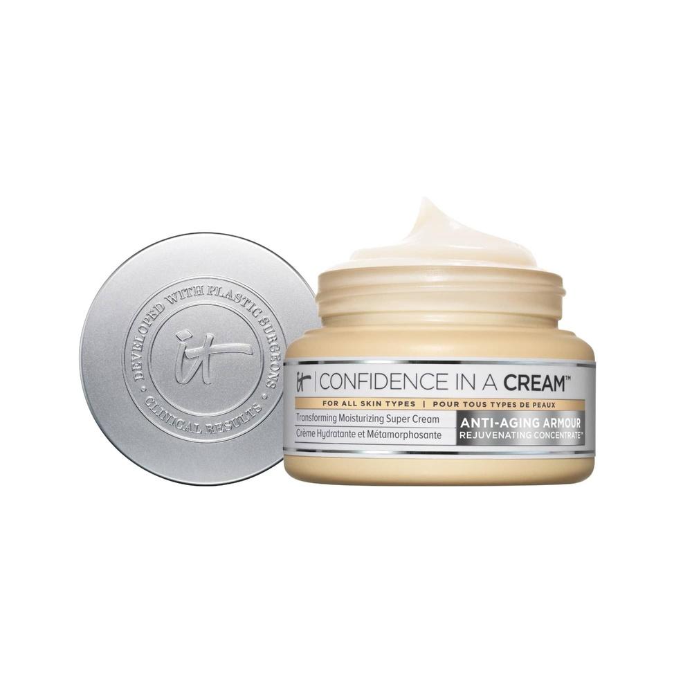 Confidence in a Cream™ Crème Hydratante Métamorphosante