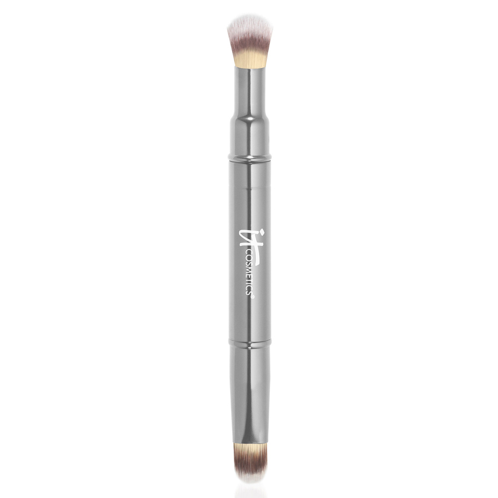 Heavenly Luxe™ Dual Airbrush Concealer Brush #2 Pinceau Anti-Cernes Double Embout