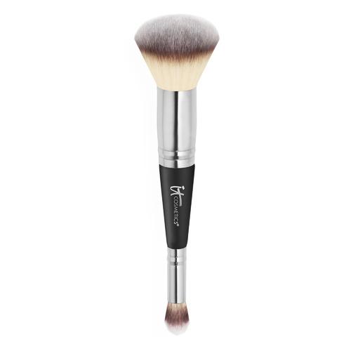 It Cosmetics - Heavenly Luxe™ Complexion Perfection #7 Pinceau Double Embout Teint Parfait & Anti-Cernes