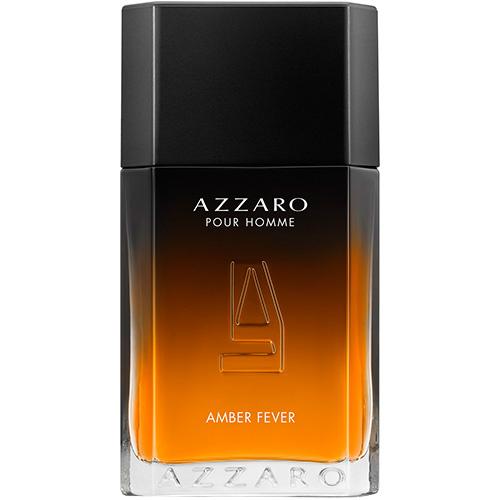 3e4854e9a AZZARO POUR HOMME AMBER FEVER Eau de Toilette 100ml¤Non rechargeable ...