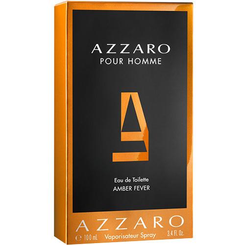 a73711af4 AZZARO POUR HOMME AMBER FEVER Eau de Toilette 100ml¤Non rechargeable