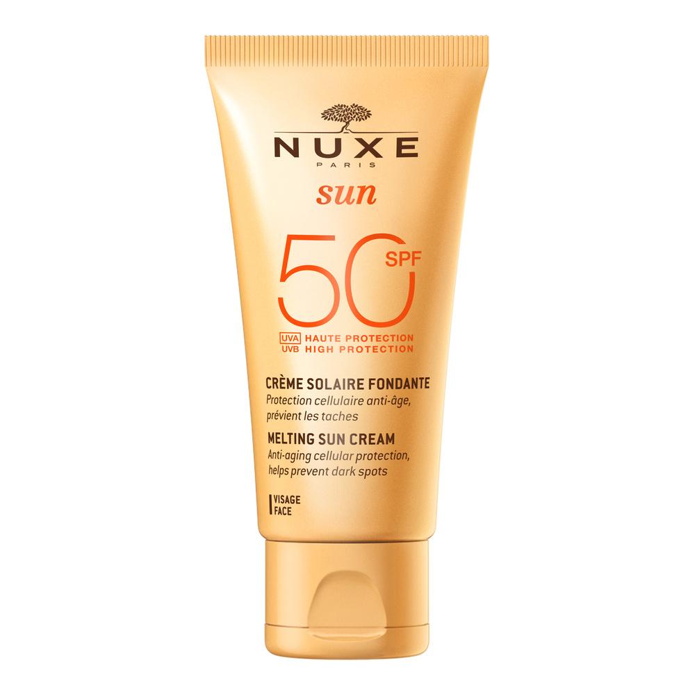 Crème Fondante Haute Protection SPF50 Nuxe Sun