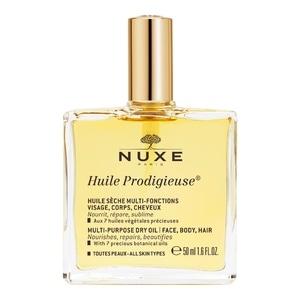 NuxeHuile Prodigieuse®Huile sèche multi-fonctions visage, corps, cheveux