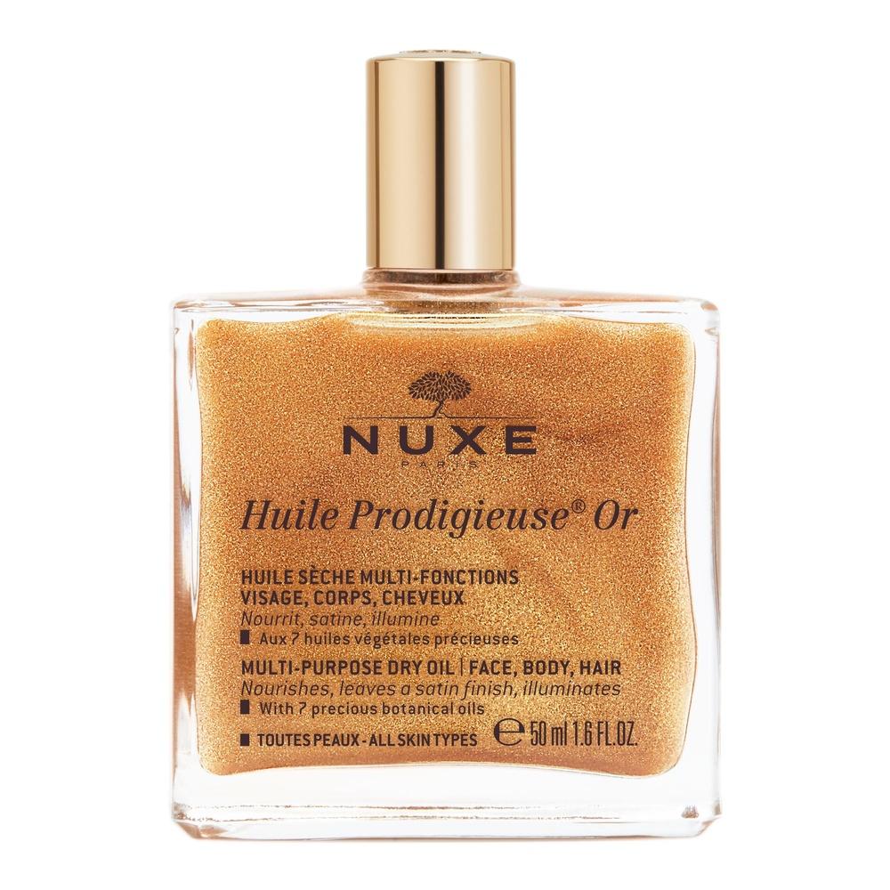 Huile prodigieuse® Or Huile sèche multi-fonctions visage, corps, cheveux