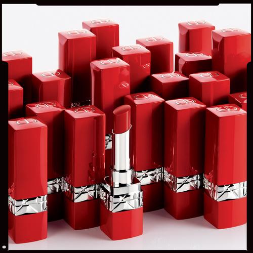 Rouge Dior Ultra Rouge Rouge à lèvres Ultra Pigmenté - Hydratant - Fini semi-mat
