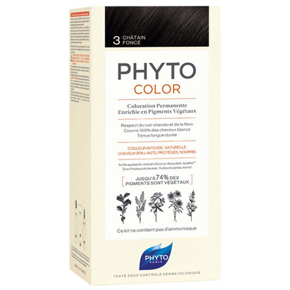 Phytocolor Coloration permanente