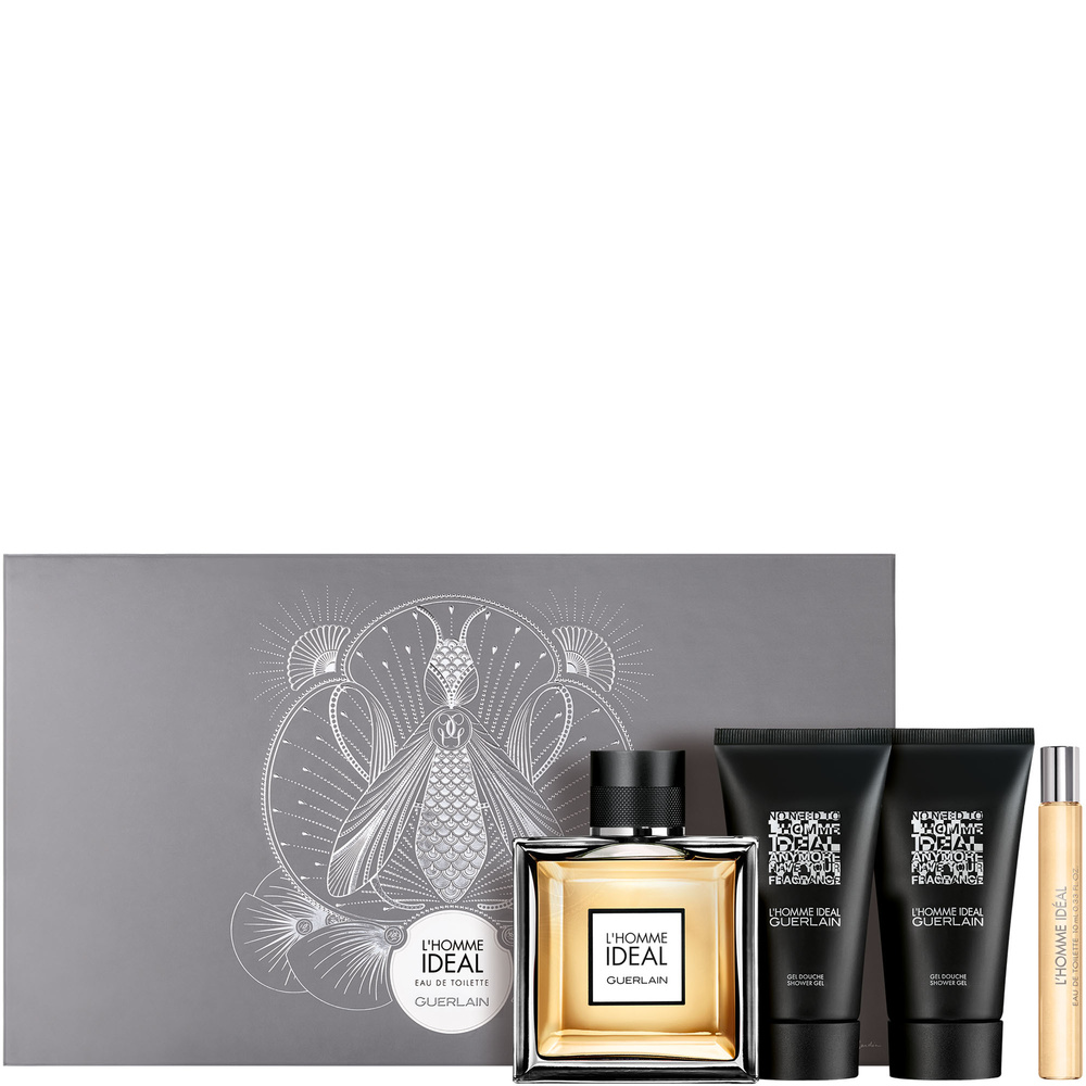 guerlain l 39 homme id al coffret eau de toilette. Black Bedroom Furniture Sets. Home Design Ideas