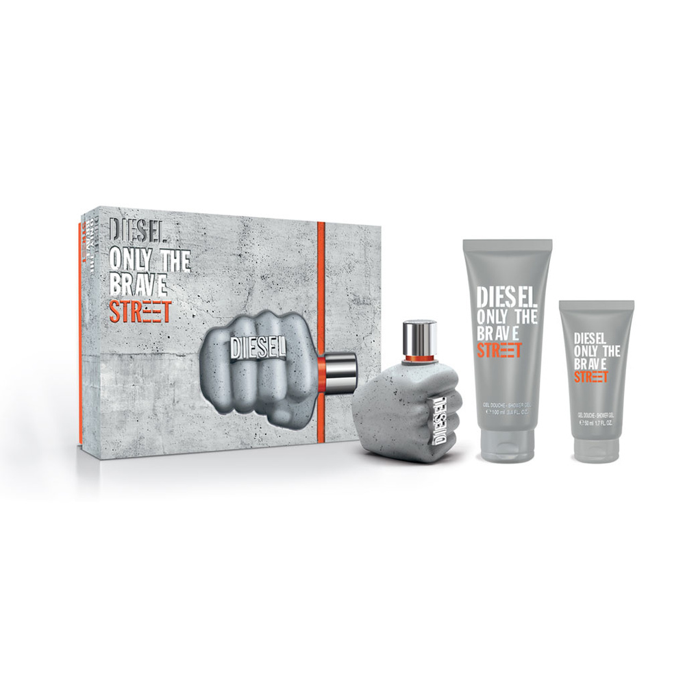 Coffret Only The Brave Street Eau de Toilette