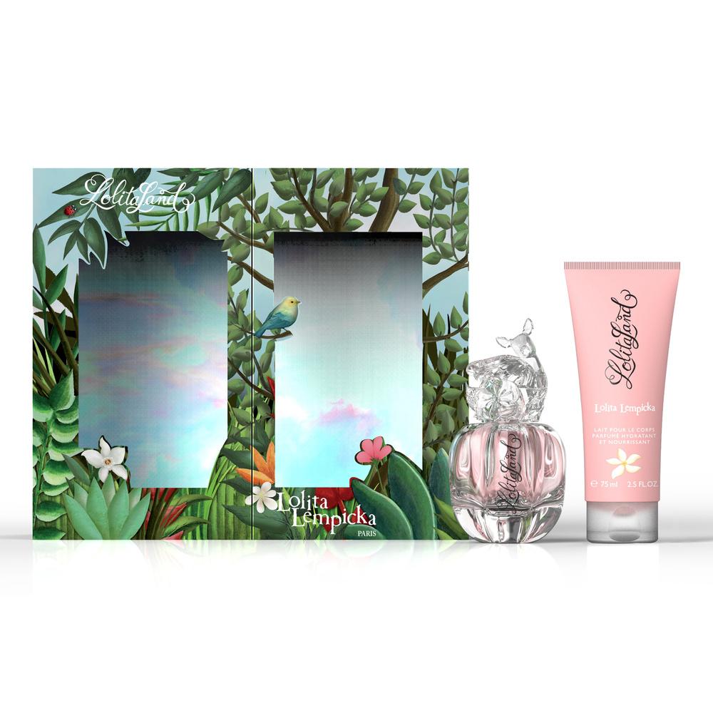 Lolitaland Eau de Parfum + Lait corps