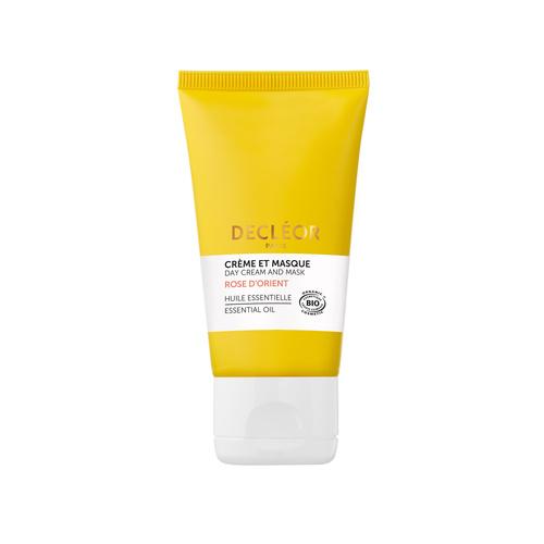 HARMONIE CALM ORGANIC Crème & masque 2 en 1 apaisant confort Crème de jour bio