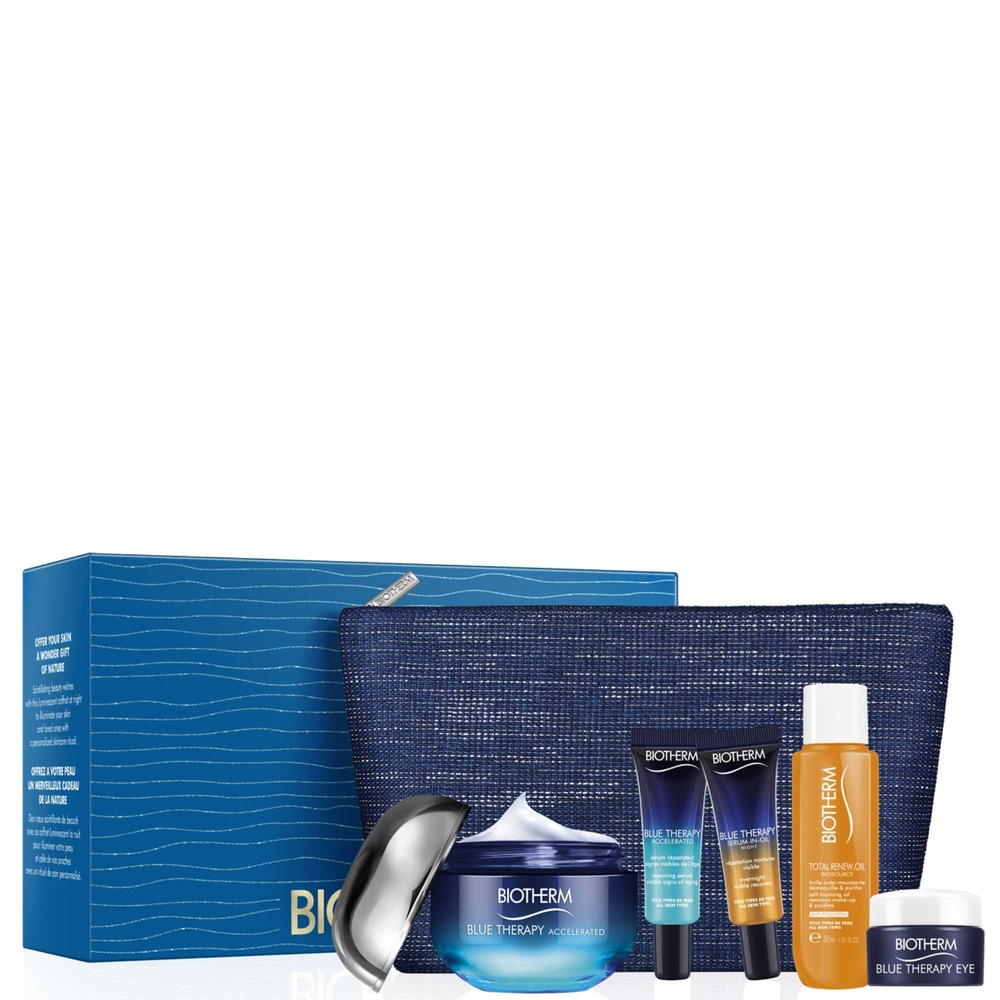 Blue Therapy Accelerated Coffret anti-âge