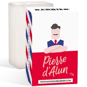 Pierre d'Alun Après-rasage traditionnel Made in France