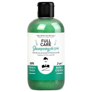 Shampoing Homme Full CareShampooing de soin 2-en-1 Barbe et Cheveux pour Hommes