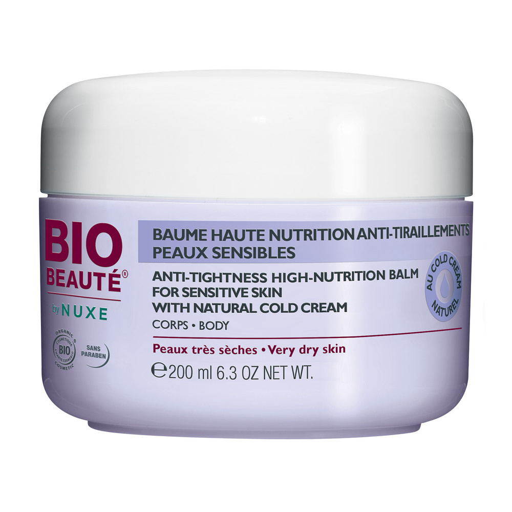 Baume Corps Anti-tiraillements  au ColdCream Soins Haute Nutrition