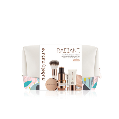 RADIANT - Collection teint au naturel Coffret Teint