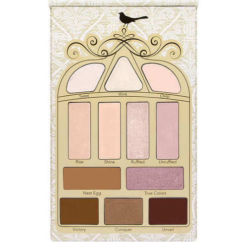 Throwing Shade: Early Bird Eyeshadow Palette Palette maquillage
