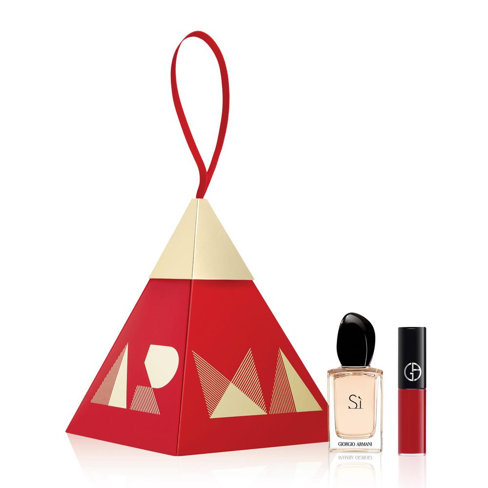 CRACKER SI NOEL  SI MINIATURE EDP 7ML NU Mini Lip MaGNET 400 Coffret Eau de Parfum