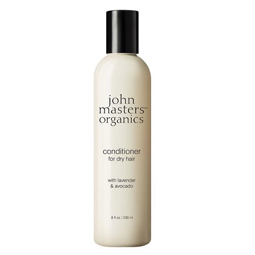 Après-shampoing pour cheveux secs à la lavande et à l'avocat 473 ml