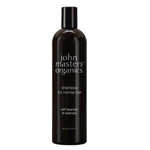 Shampoing pour cheveux normaux à la lavande et au romarin 473 ml